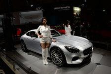 """メルセデス・ベンツブースは、今年創立50周年を迎える""""AMG""""に注目!"""