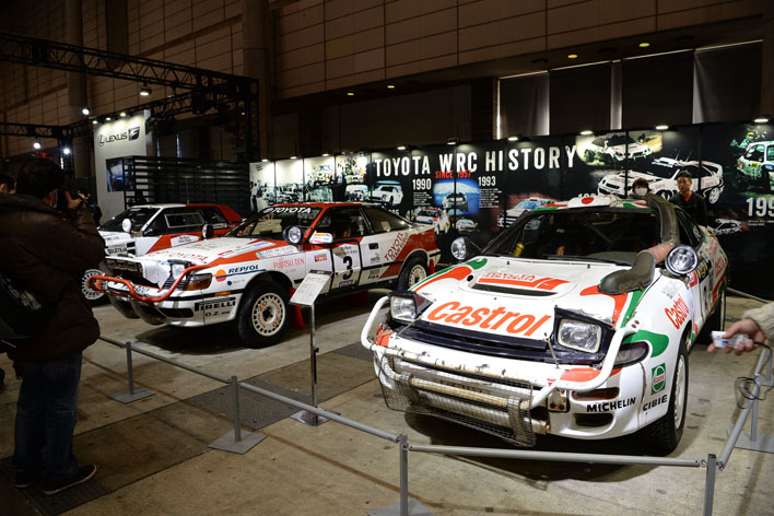 WRC CELICA GT-FOUR ST165(セリカGT-Four グループA)/WRC CELICA GT-FOUR ST185(セリカGT-Four グループA)