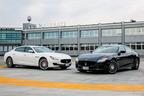 マセラティ初のAWDモデルも、フェラーリエンジン搭載の新型クアトロポルテ発表