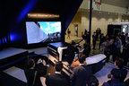 パイオニアブースでは、快適で安心な自動運転が体験できるシミュレーターを日本初公開!【TAS2017】