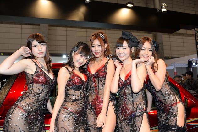 【2014年】AIWA @東京オートサロン