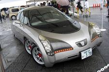 慶應義塾大学電気自動車研究室 Eliica フロント