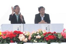 早稲田大学教授 大聖氏、オリックス自動車 高山氏