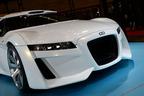 無限 GARUは夢の近未来スポーツカー像を指し示す[TAS2017]