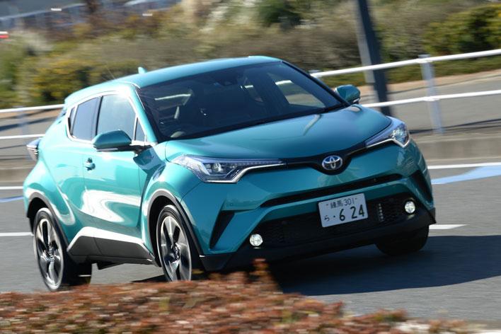 トヨタ 新型C-HR
