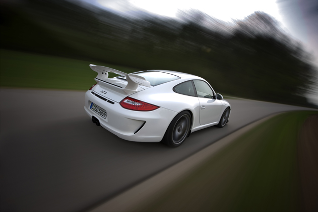 250km/hを超える超高速域でも安定感を発揮