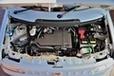 直列3気筒DOHCエンジン