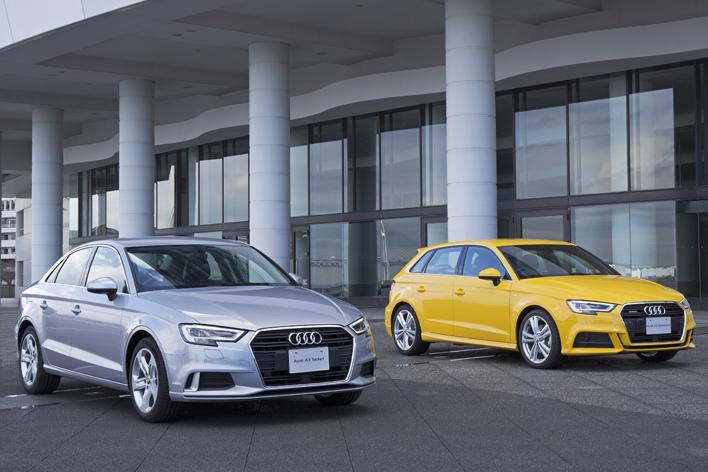 Audi A3 sedan/A3 Sportback