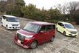 トール/ソリオハイブリッド/フリードプラス ~スライドドアを備えた、いま人気の最新コンパクトミニバン3車を徹底比較~
