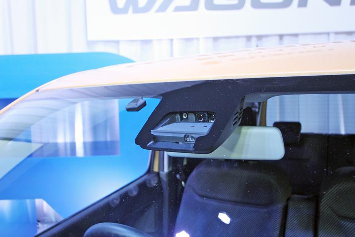 スズキ 新型ワゴンR HYBRID FX
