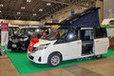 ミニバンやSUVだってキャンピングカーになる!<セレナ・デリカD:5・フリード・カングー・CX-5> [JCCS2017]