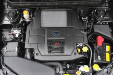 レガシィB4 2.5リッター DOHC ターボエンジン