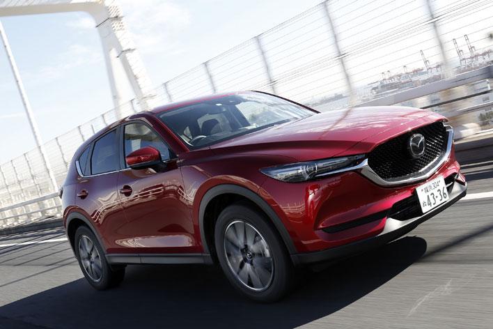 マツダ 新型 CX-5、国産SUV随一の上質さにあの辛口評論家も思わず唸る![公道初試乗]