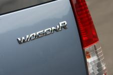 スズキ ワゴンR FXリミテッド ロゴ