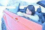 """オープンカー""""イヴォーク コンバーチブル""""とジャガー F-PACEで往く、雪の上のラグジュアリー体験"""