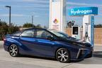 シェルとトヨタ、米・カリフォルニア州での水素ステーション網拡充に向け協力