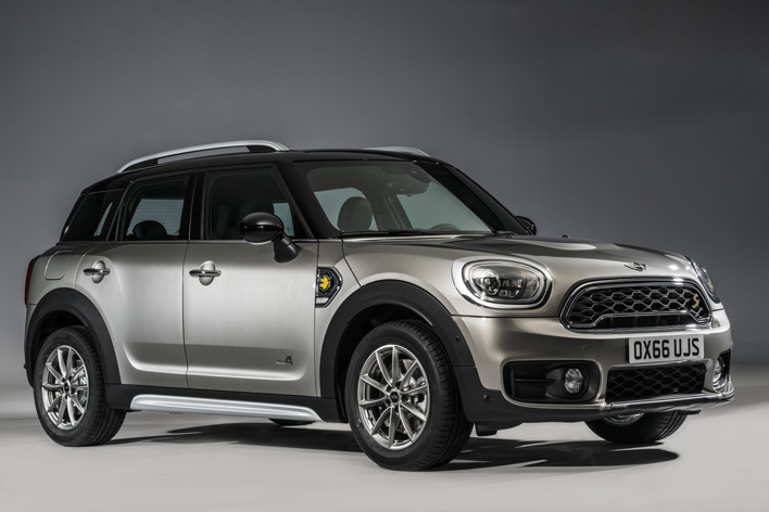 MINI Cooper S E Crossover ALL4
