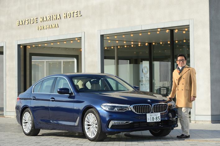新型 BMW 5シリーズの高い完成度に百戦錬磨の凄腕評論家も思わず唸った![試乗]
