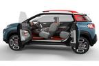 シトロエン、市販化が期待される2台のSUVコンセプトモデルを世界初公開