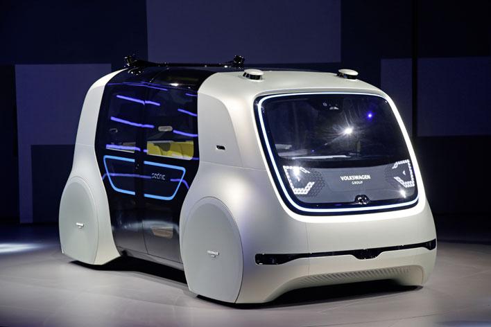 Volkswagen SEDRIC(フォルクスワーゲン・セドリック/コンセプトカー)【ジュネーブショー2017】