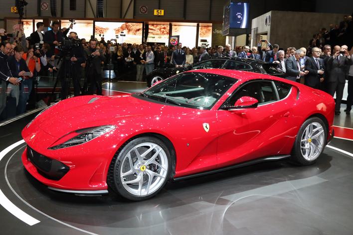 フェラーリ812スーパーファスト(Ferrari 812 Superfast)