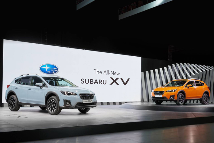 好調の新型インプレッサをベースに開発されたスバル 新型(3代目)XVはより本格的なSUVヘ進化した!