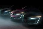ホンダが世界初同一モデルに3つの電動パワートレーン搭載、新型PHEV/EVを年内に米で発売