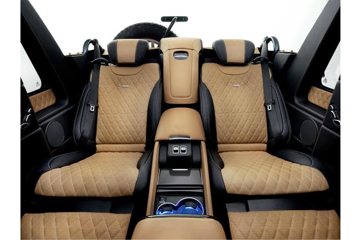 Mercedes-Maybach G 650 Landaulet(メルセデス・マイバッハ G650 ランドレー)[ジュネーブショー2017]