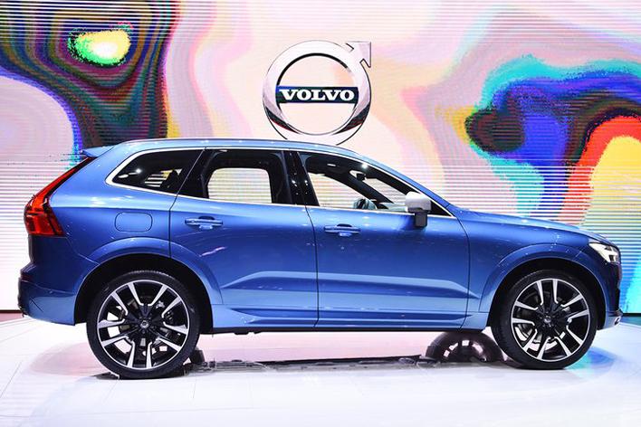 ボルボ 新型XC60/ジュネーブショー2017