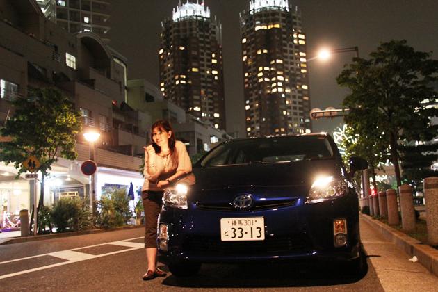 トヨタ 新型プリウス 燃費レポート