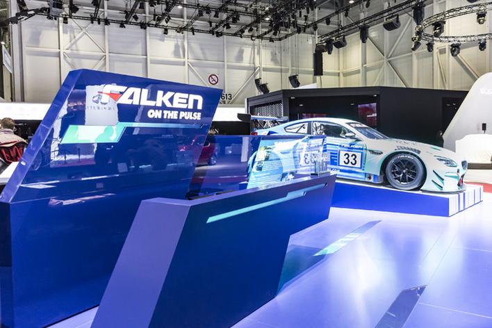 """FALKEN(ファルケン)、ジュネーブMSで""""超高精度""""なタイヤ製造技術やニュル参戦の新マシンなど発表"""
