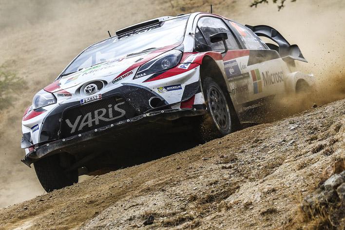 WRC第3戦ラリー・メキシコ