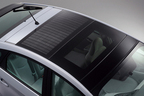 新型プリウスの「ソーラーベンチレーションシステム」とは
