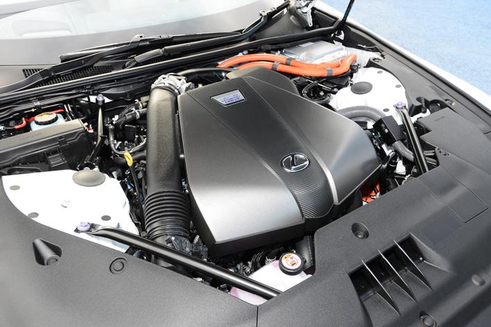 新型LC500h