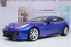 """フェラーリ 4シーターV8ターボ""""GTC4ルッソT""""日本初披露、3千万円を切る価格に"""