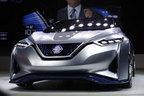日産 次世代EVの新型リーフ 2017年9月正式デビューへ!米テスラへ対抗か