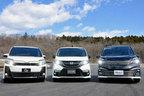 ワークス系カスタムミニバン「ヴォクシー/ノア G's」「セレナ ライダー」「ステップワゴン Modulo X」をイッキに徹底比較試乗