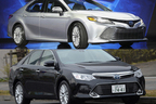 今夏発売予定のトヨタ新型カムリ、先代モデルからのデザインの変化は?