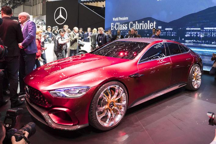 AMG GTコンセプト