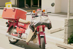 郵政カブを電動化へ!ホンダと日本郵便がインフラ整備に向け協業