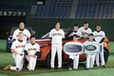 ジャガー・ランドローバー・ジャパンが巨人とオフィシャルカー契約を締結 ~快適・安心な移動時間を提供しチームをサポート~