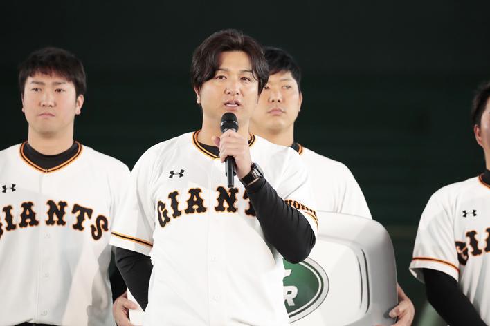 ジャガー・ランドローバー・ジャパン 読売巨人軍 オフィシャルカー契約 締結セレモニー