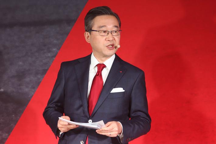 アウディ ジャパン株式会社 代表取締役社長の斎藤徹氏