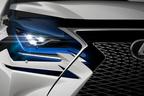 レクサス、SUVの新型NXは2重スピンドルグリル!?新たな斬新デザインで世界初公開