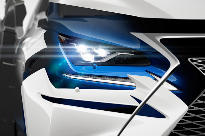 レクサス 新型NX(マイナーチェンジモデル)