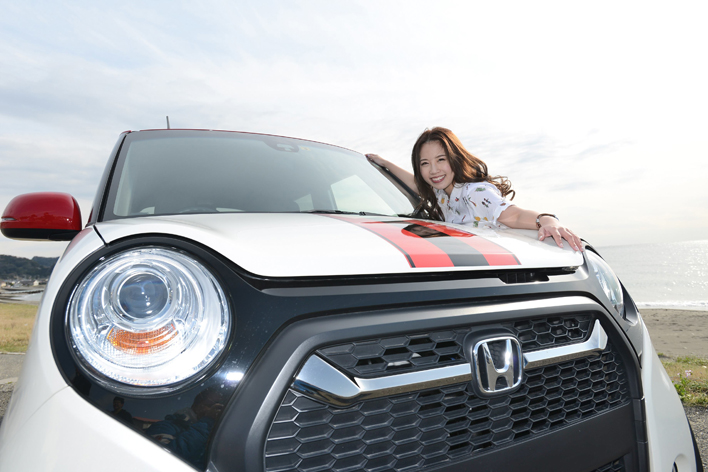 """小さなグランドツアラーで""""はるま""""と春ドライブ with N-ONE Modulo X"""