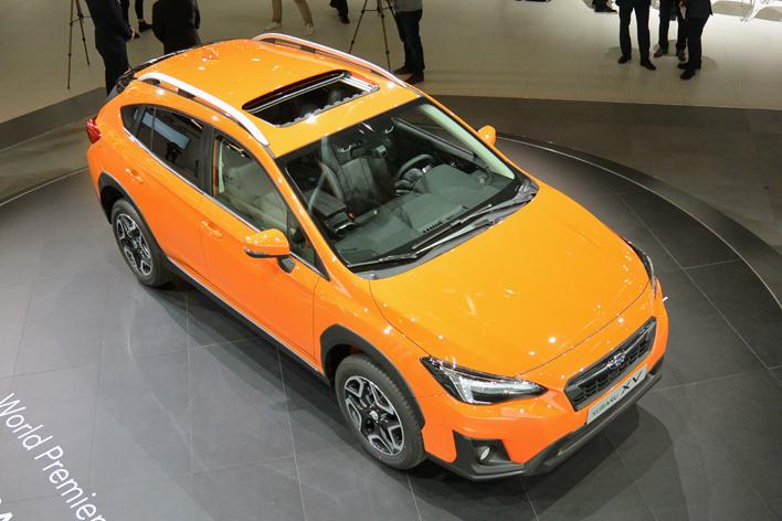 スバル 新型XV