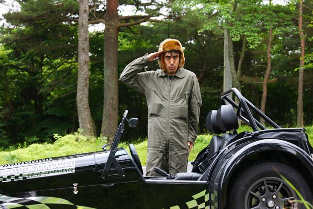 ケーターハム スーパー7 ロードスポーツ200 試乗レポート/マリオ二等兵 編