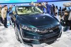 ホンダ、新型EVとPHEVの兄弟車を同時発表【NYショー2017】