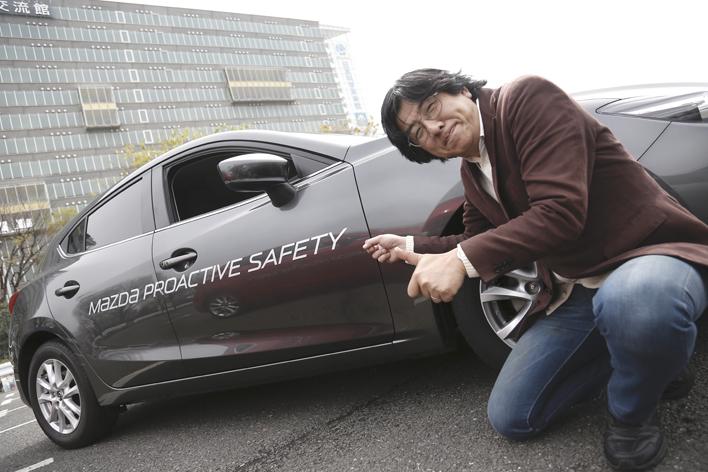 マツダのクルマ造りは高齢ドライバーの事故防止にも有効!?